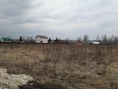 Продается земельный участок в с. Б.Руново Каширского района - Фото 3