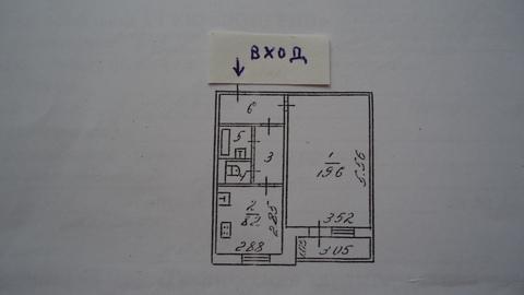 1-комн. квартира Ленинский пр-кт, д. 227, 40 кв.м, 3/10 этаж - Фото 5