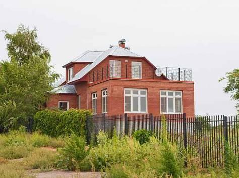 Продается дом 282 м2 в с. Переволоки Сызранского р-на Самарской обл. - Фото 1