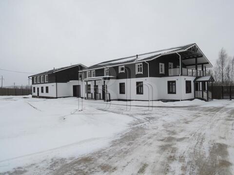 Новый коттедж в сформированном коттеджном поселке в окружении леса! . - Фото 4