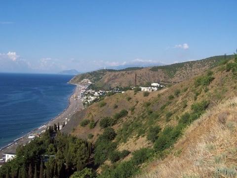 Продаётся участок земли под застройку в Крыму, Алушта, село Приветное - Фото 3