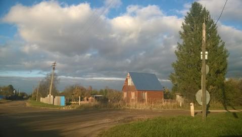 Отличный деревенский дом с новой баней, 35 соток земли - Фото 4