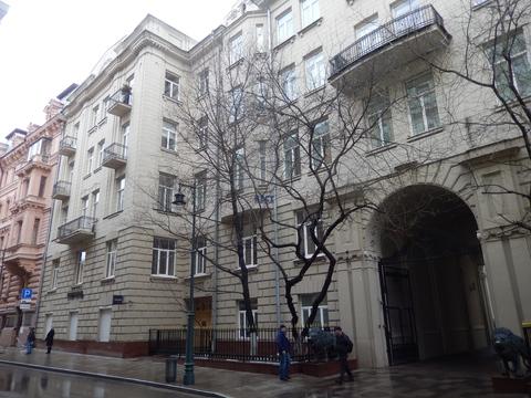 Квартира Москва, переулок Романов, д.5, ЦАО - Центральный округ, . - Фото 1