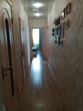Продается 3-х комнатная квартира в г. Александров , ул. Королева 22 - Фото 4