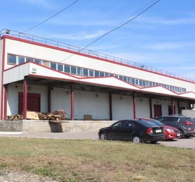 Аренда склада класса в, Новорязанское шоссе, 6 км от МКАД, - Фото 2