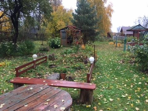 Продам дом из бревна, 15 минут ходьбы до реки Волга. Деревня Башарино - Фото 5