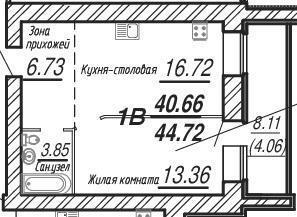 Продажа квартиры, Вологда, Ул. Залинейная - Фото 4