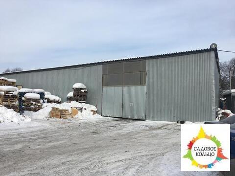 Сдается склад 280 метров холодный ангарного типа высота 7 метров хорош - Фото 1