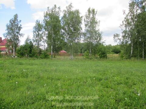 Участок, Ярославское ш, 46 км от МКАД, Папертники д. Ярославское . - Фото 1