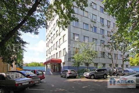 Аренда офиса 52 м2 м. Белорусская в бизнес-центре класса В в Тверской - Фото 1