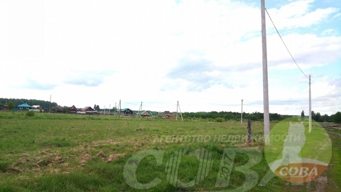 Продажа участка, Ермолина, Слободо-Туринский район - Фото 2