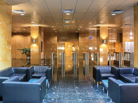 Престижный офис 1276 м2 (этаж) в БЦ кл. В+, ТТК - Фото 3