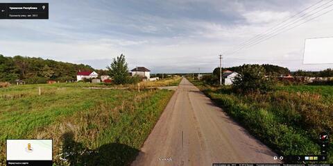 Дачный участок в пригороде Чебоксар - Фото 1