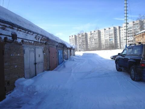 Продам капитальный гараж. ГСК Строитель № 487, Щ Академгородка - Фото 2
