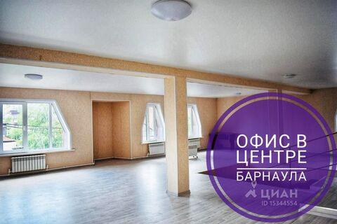 Продажа офиса, Барнаул, Ул. Пушкина - Фото 1