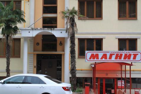 Продуктовый магазин в доме бизнес-класса в центре Сочи - Фото 1