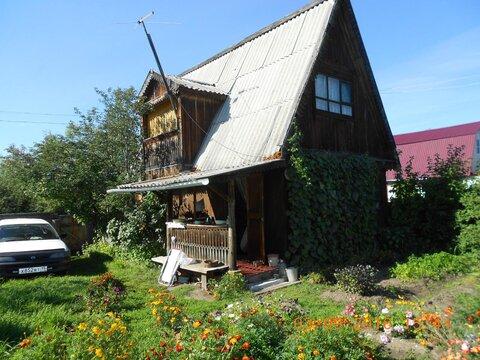 Дачный дом с участком - Фото 1