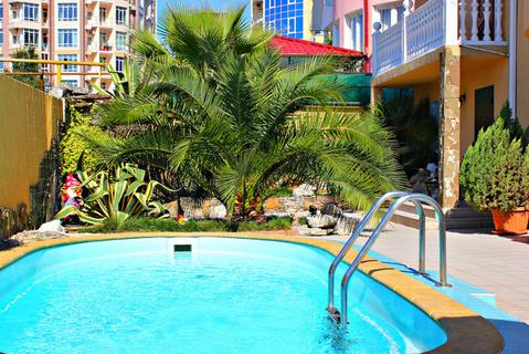 Гостиница +дом с бассейном в Адлере у моря - Фото 1