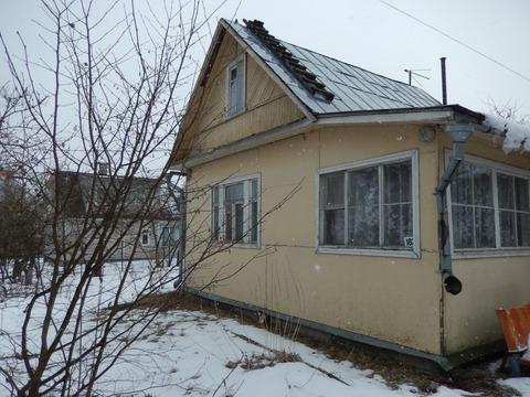 Дача 52 м2 на участке 10 соток в Тосненском р-не - Фото 1