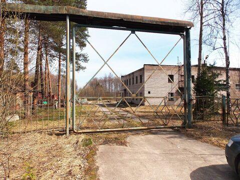 Производственная база на участке 1,5 Га в г. Кинешма Ивановской обл. - Фото 2