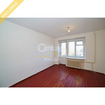 Продажа 1-к квартиры на 4/5 этаже на ул. Луначарского, д. 43 - Фото 2