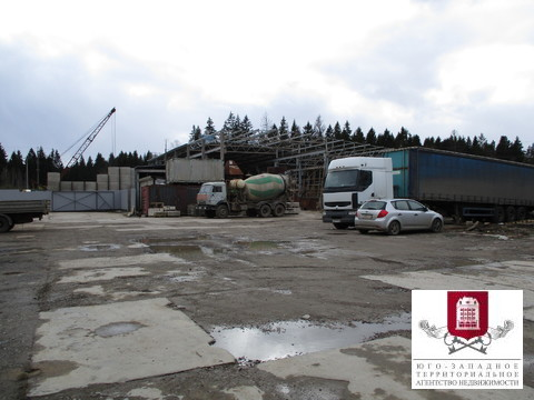 Продается производственно-складской комплекс в городе Балабаново. - Фото 5