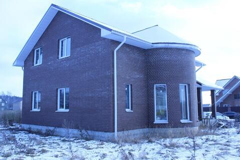 2х этажный кирпичный Дом 220м2 в д. Доброе на 12 сотках бчо - Фото 4