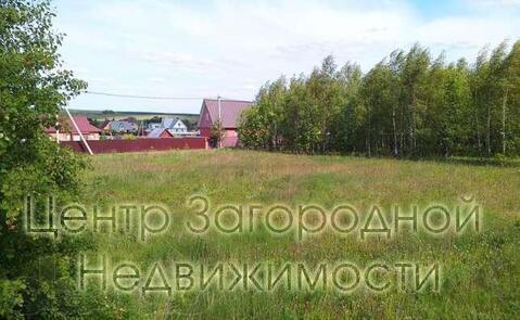Участок, Новорязанское ш, Каширское ш, 60 км от МКАД, Никоновское, . - Фото 1