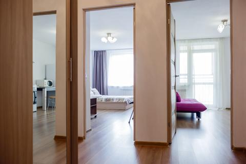 Апартаменты на 26 этаже с панорамным видом на город! - Фото 3