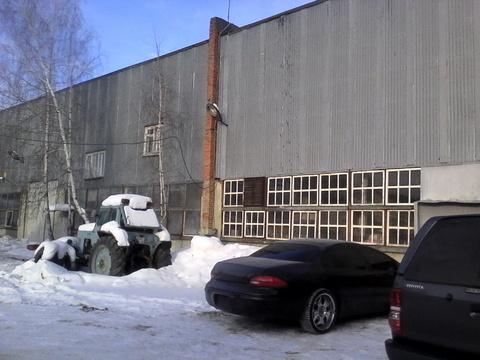 Производственное помещение 460 кв.м. Отопление, вода, охрана, кран-балка - Фото 3
