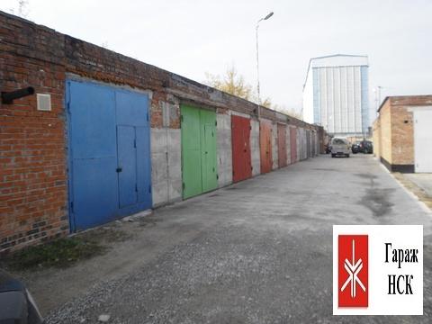 Продам капитальный гараж в Бердске ГСК Волна. 5 минут от остановки. - Фото 1