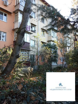 Краснодарский край, Сочи, улица Конституции СССР,36 4