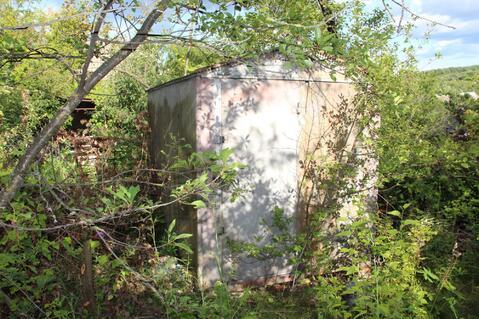 Продам дачный участок 6 сот. с кирпичным домом 37м2 - Фото 2