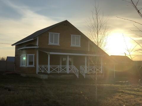 Дом, дача с участком, с газом по Калужскому Киевскому шоссе лес - Фото 5
