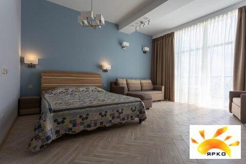 Апартаменты в Курпатах (Ялта) на берегу моря 49м2 - Фото 3