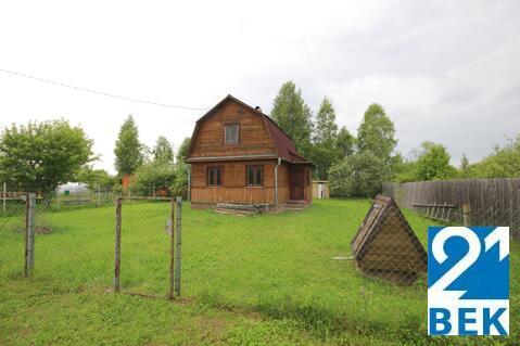 Продается двухэтажный дачный дом с удобствами - Фото 1