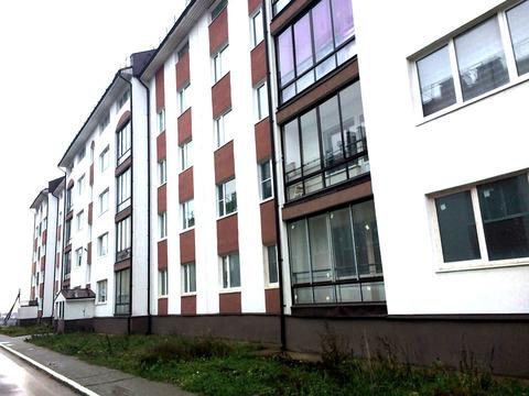 Квартира в новом доме с мансардными окнами - Фото 2