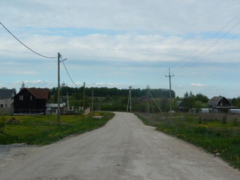 Продажа земельного участка в деревне Зарелье (Хутынь-2) - Фото 2