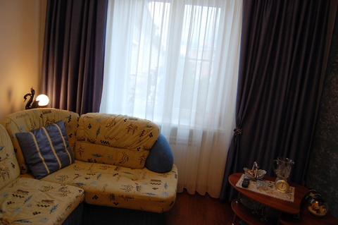 Продаётся однокомнатная квартира с основательным ремонтом у метро Ч.Р. - Фото 5