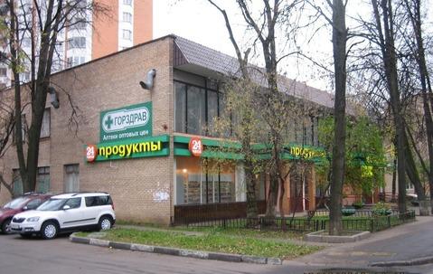 Торговое здание 1800 м2 на продажу в СВАО, метро Свиблово, Ивовая 6с2 - Фото 1