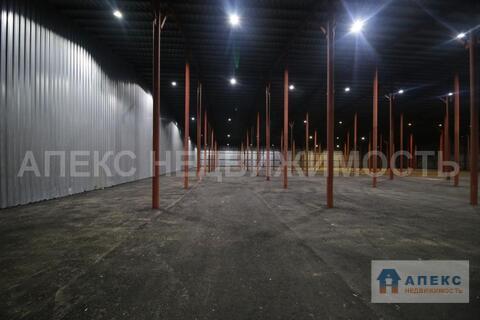 Аренда помещения пл. 4000 м2 под склад, офис и склад Обухово . - Фото 4