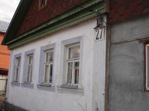Продается крепкий добротный дом в черте города - Фото 1