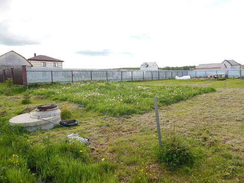 Участок 11 соток сруб для бани из бревна в Бражниково рядом с вдх - Фото 1