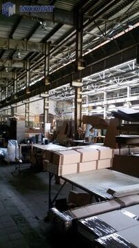 Продажа производственного помещения, Нижний Новгород, Ул. Баррикад - Фото 1