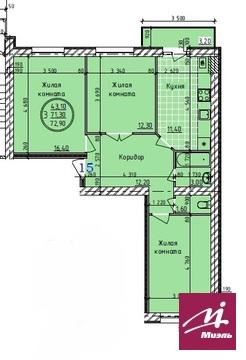 Квартира, ул. Шумского, д.8 - Фото 2