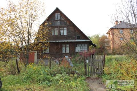 Продается дом г Москва, поселение Вороновское, деревня Юрьевка - Фото 1