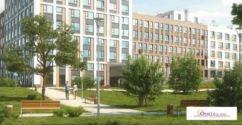 Продам 1-к квартиру, Сапроново, жилой комплекс Первый Квартал - Фото 1
