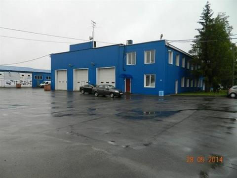 Сдам производственное помещение 1200 кв.м, м. Звездная - Фото 1