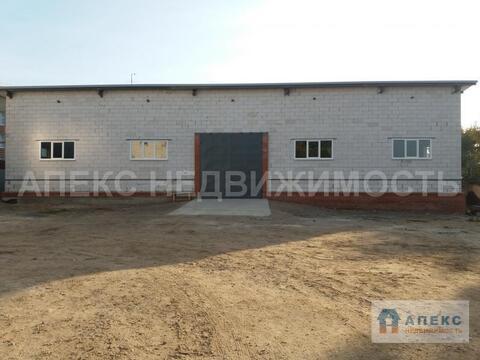 Аренда помещения пл. 700 м2 под производство, Красково Егорьевское . - Фото 2
