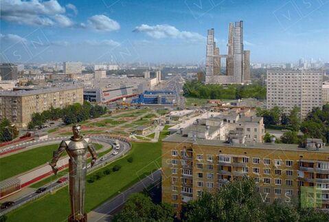 Продается квартира г.Москва, 5-й Донской проезд, Купить квартиру в Москве по недорогой цене, ID объекта - 320733850 - Фото 1